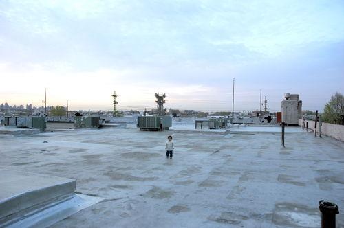 RooftopDemoProjectQueens-Before