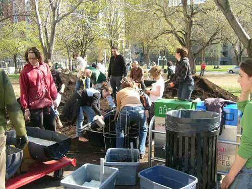 McGillU2009GardenStarts 05-23-09
