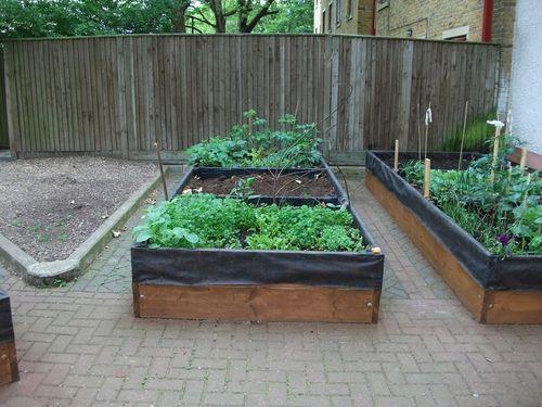 Inside Urban Green London Open Garden Squares Weekend