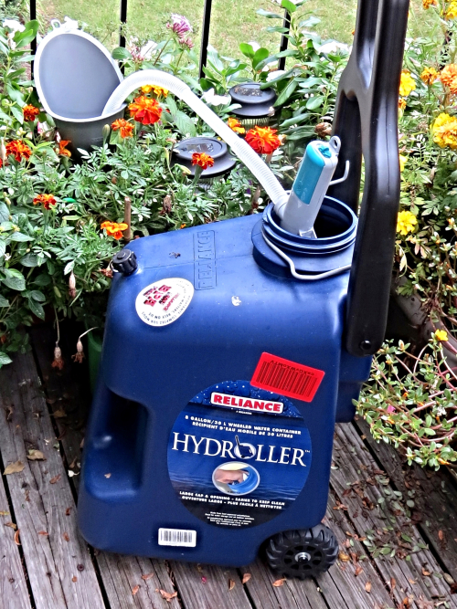 8 gallon water machine for home use